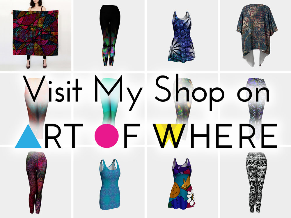 Visit Melody Watson's Art of Where Shop