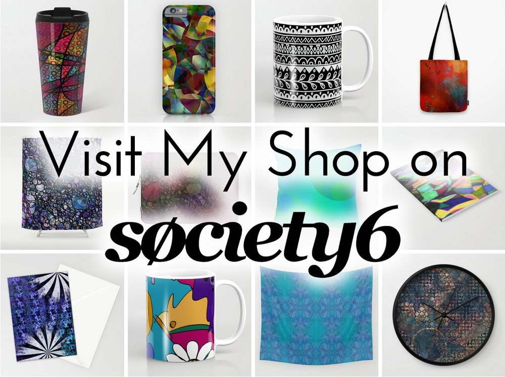 Visit Melody Watson's shop on Society6.
