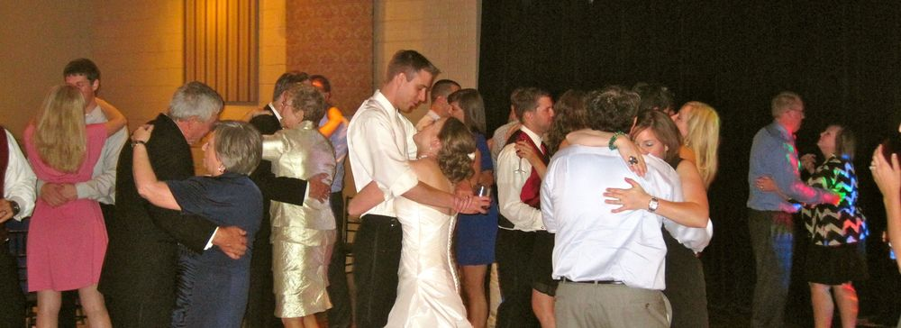 KC DJ Unlimited - Chicago Area Wedding DJ