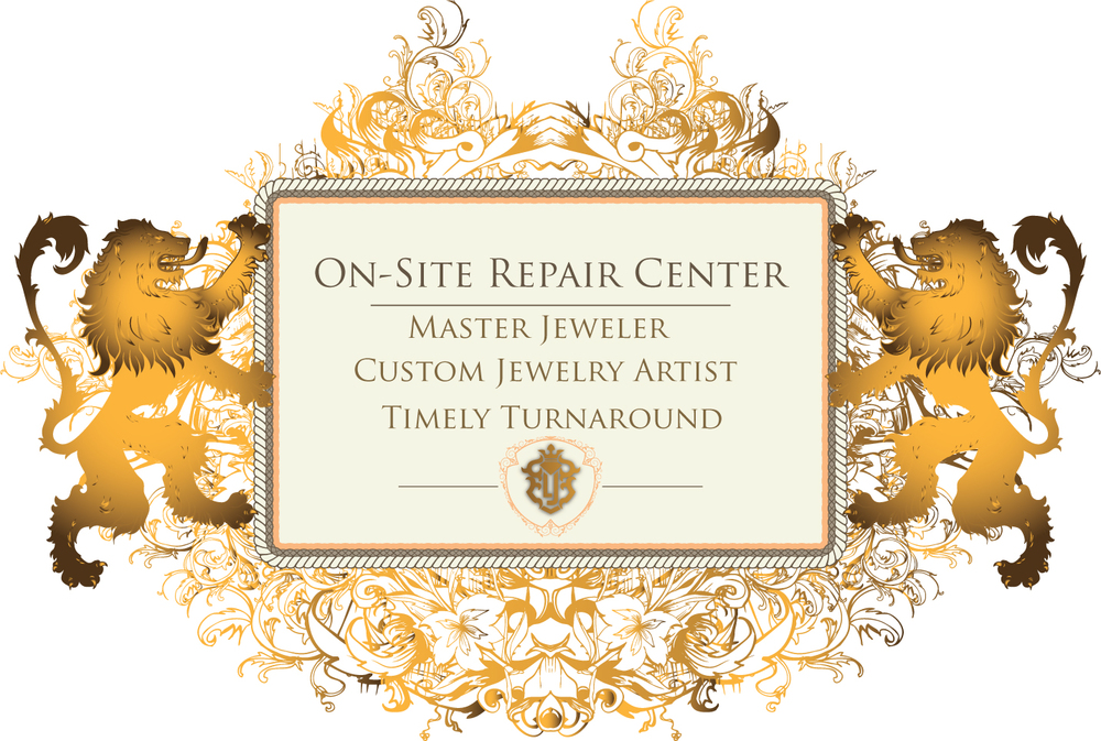 On-Site Jewelry Repair Center