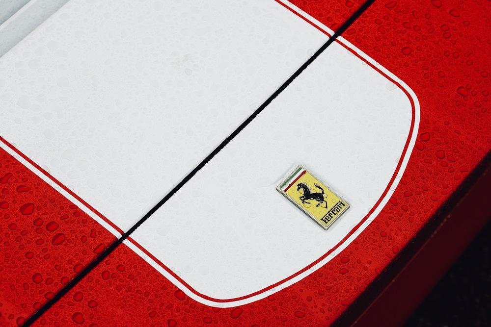 Dat Ferrari red tho. Gear & Specs: Fuji X-T1 - Fujinon XF 50-140mm F2.8 R LM OIS WR - 1/60 f5.6ISO 200