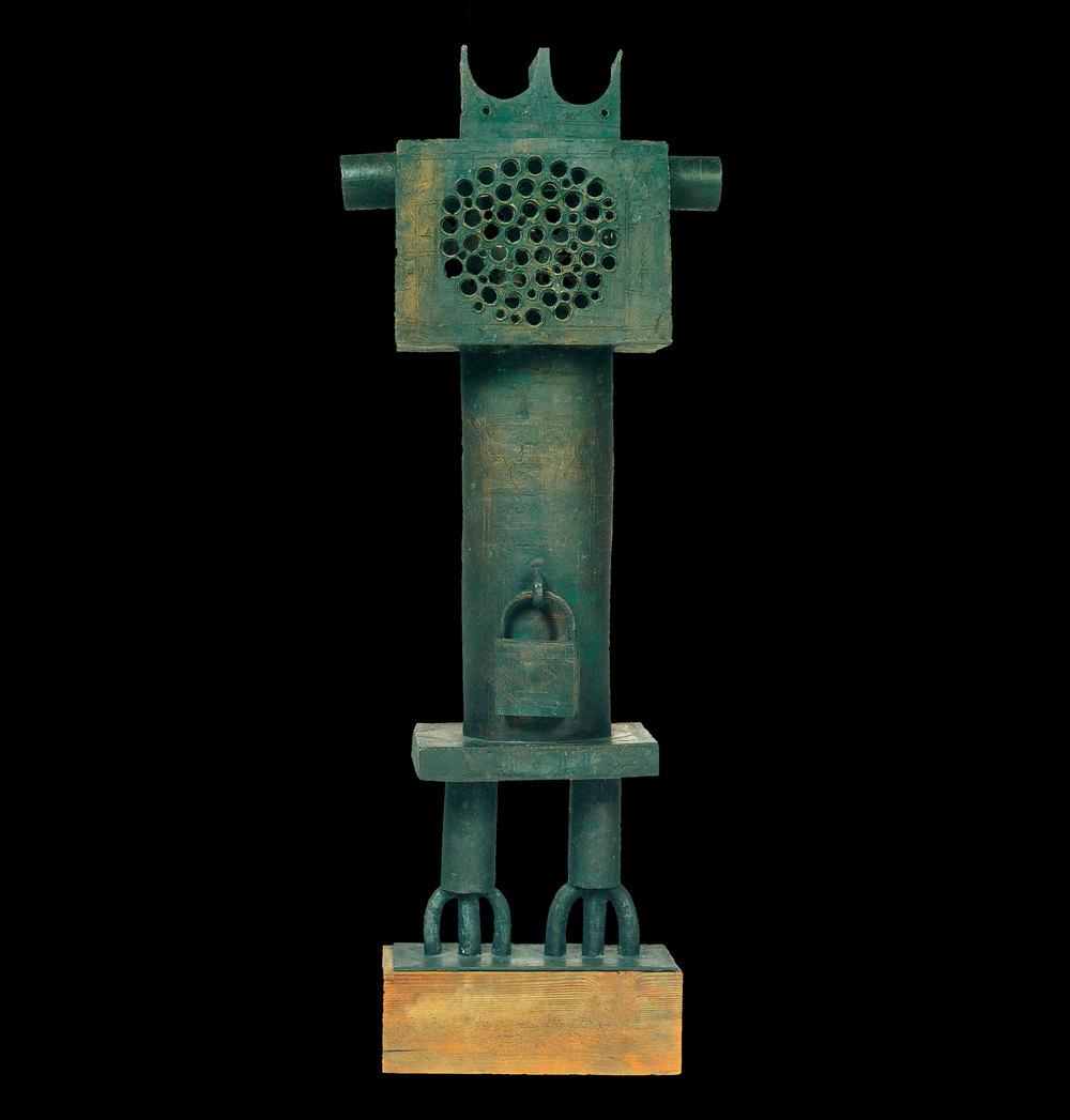 Bronze Prophet (1963)
