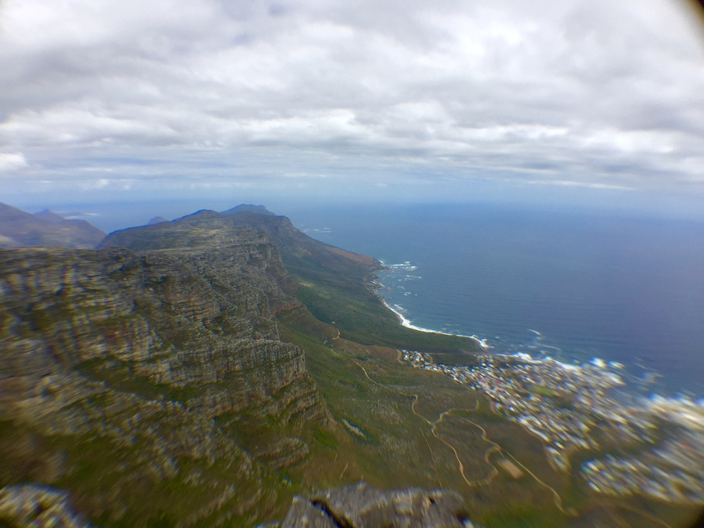 The Twelve Apostles and Camps Bay
