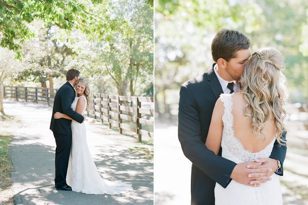 First Look Sims Lake Park Kate Spade Wedding.jpg