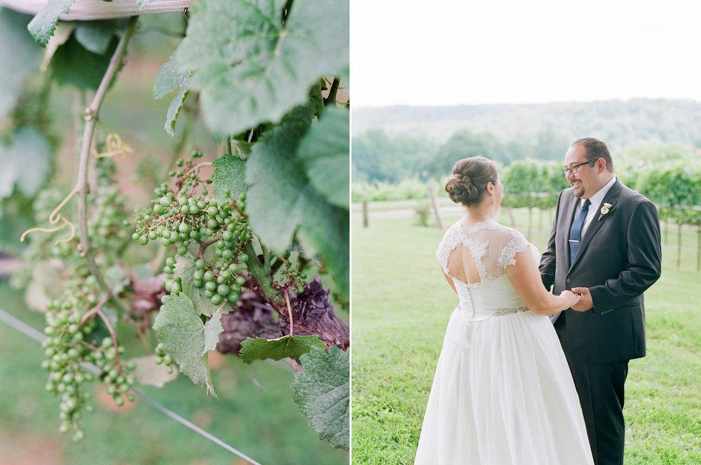 Montaluce Wedding First Look in Vineyard.jpg