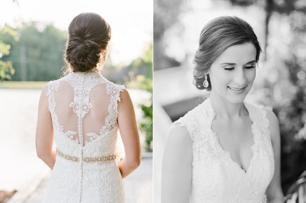 Bridal Portrait Session Back of Lace Dress Detail.jpg