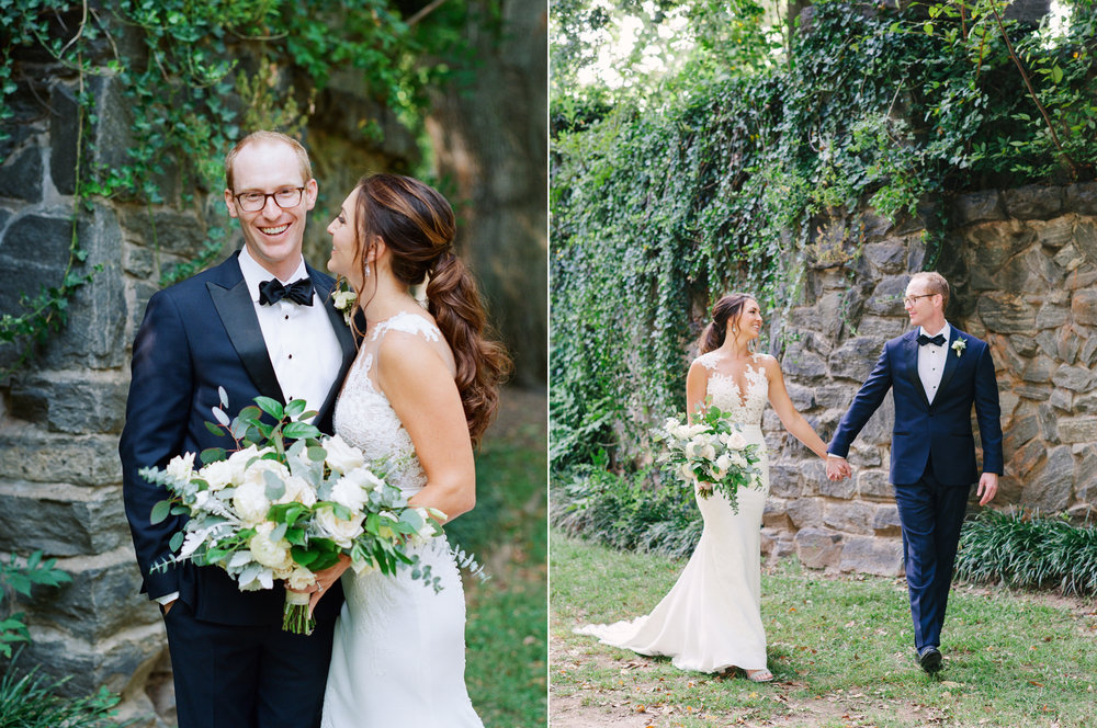 Bride and Groom photos at the Greystone at Piedmont Park.jpg