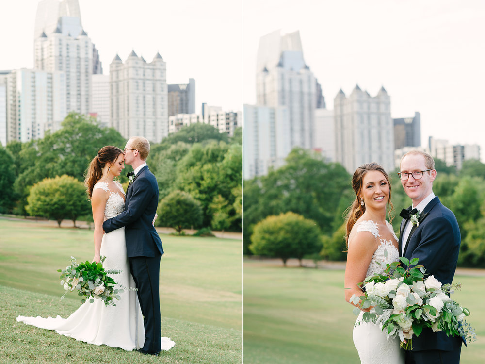 Bride & Groom Sunset Photos Piedmont Park.jpg