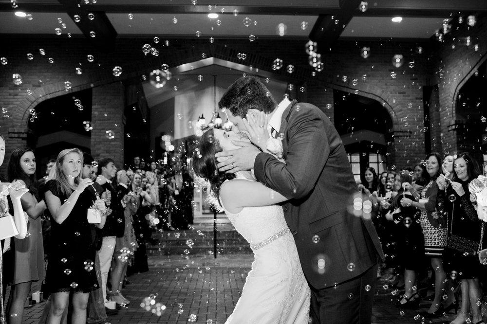 Atlanta Athletic Club Wedding Grand Exit.jpg