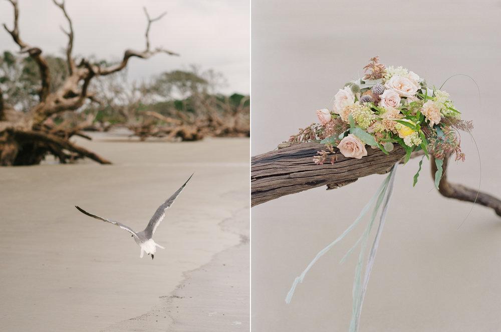 Jekyll Island Driftwood Beach Bridal Bouquet.jpg
