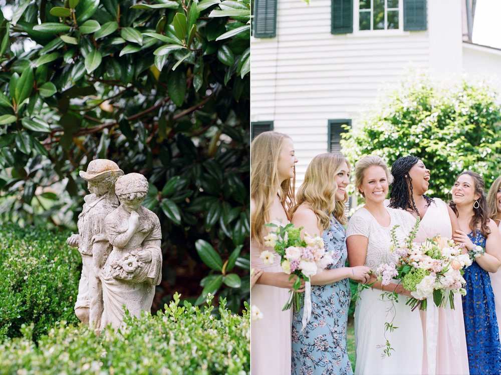 Happy Bridesmaids Southern Wedding.jpg