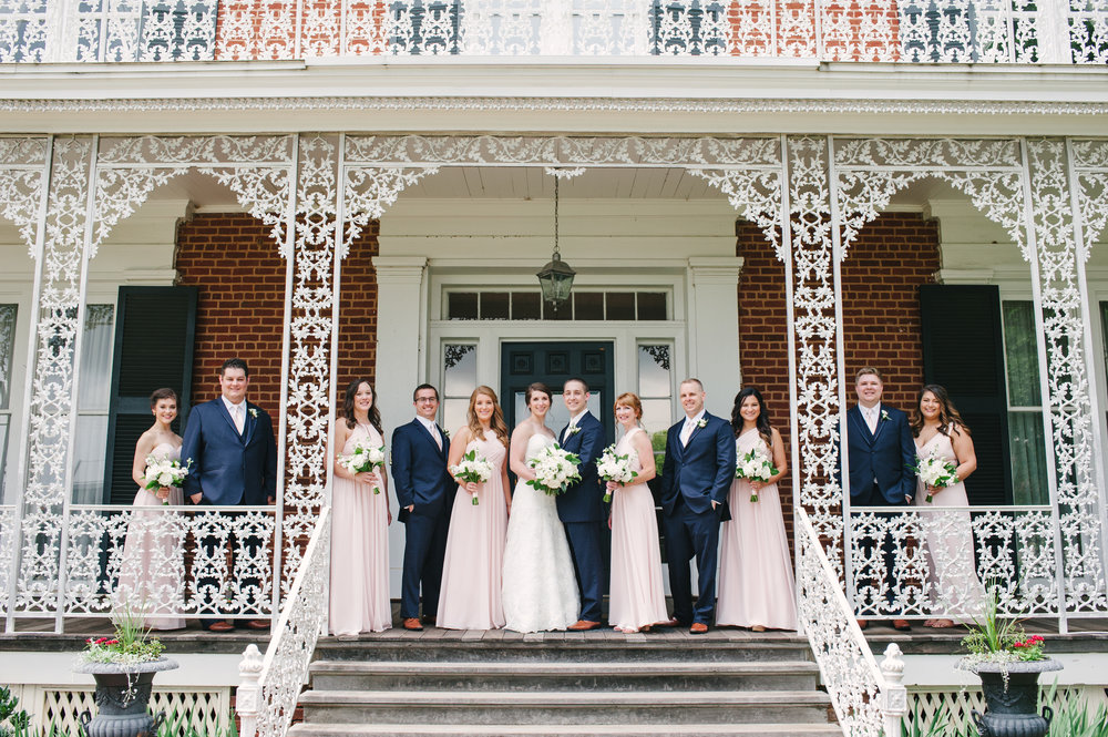 Lyndon House Arts Center Wedding Party Photos Athens-2020.jpg