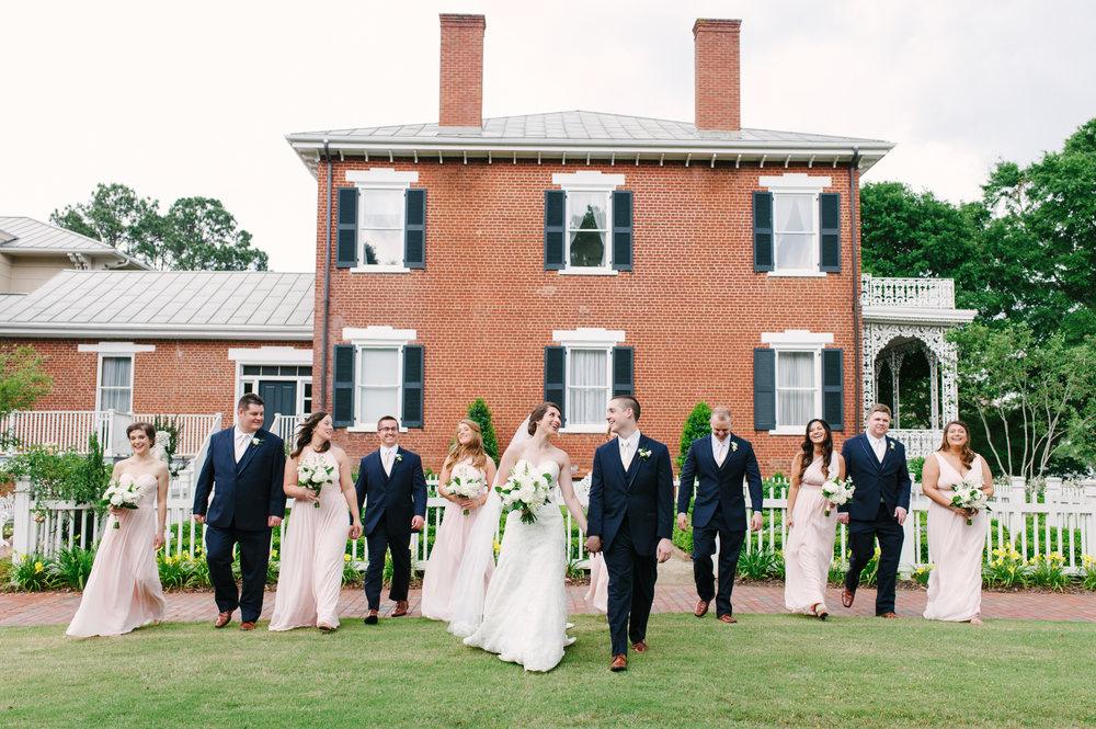 Lyndon House Arts Center Wedding Party Photos Athens-2021.jpg