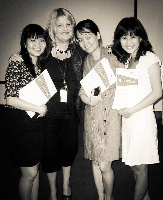 Teaching Intercultural Communications & Business English, Vietnam