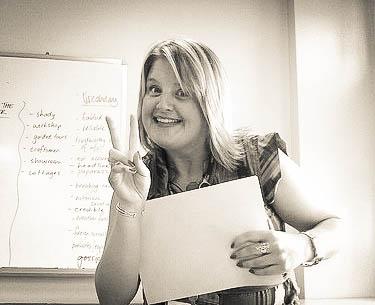 Teaching Academic English, Melbourne