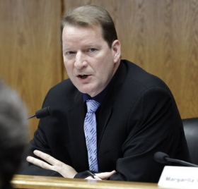 County Commissioner Replacement Choice Craig Pridemore