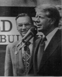 Dan Ogden - Advance Man for Jimmy Carter
