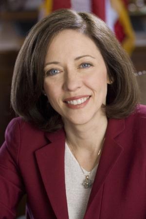 WA Senator Maria Cantwell