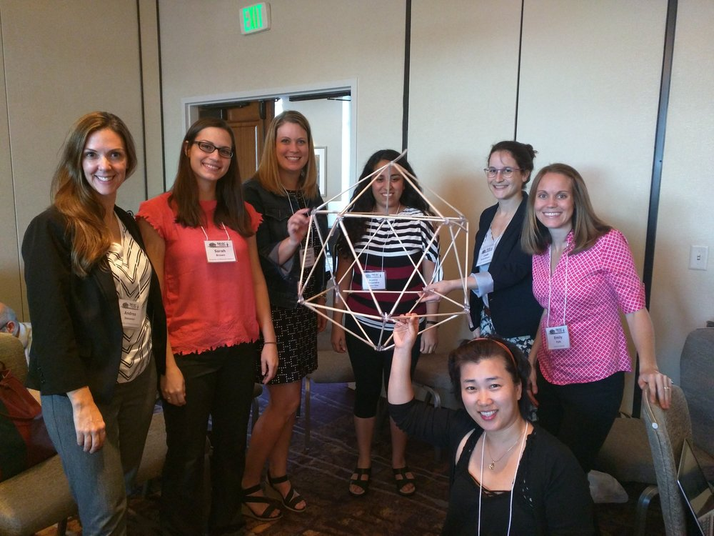 Embodied Icosahedron Activity   By Dor Abrahamson & Leah Rosenbaum   Click here to access.