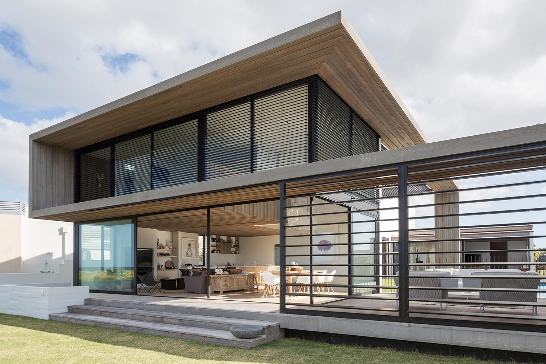 Modern Architecture New Zealand julian guthrie