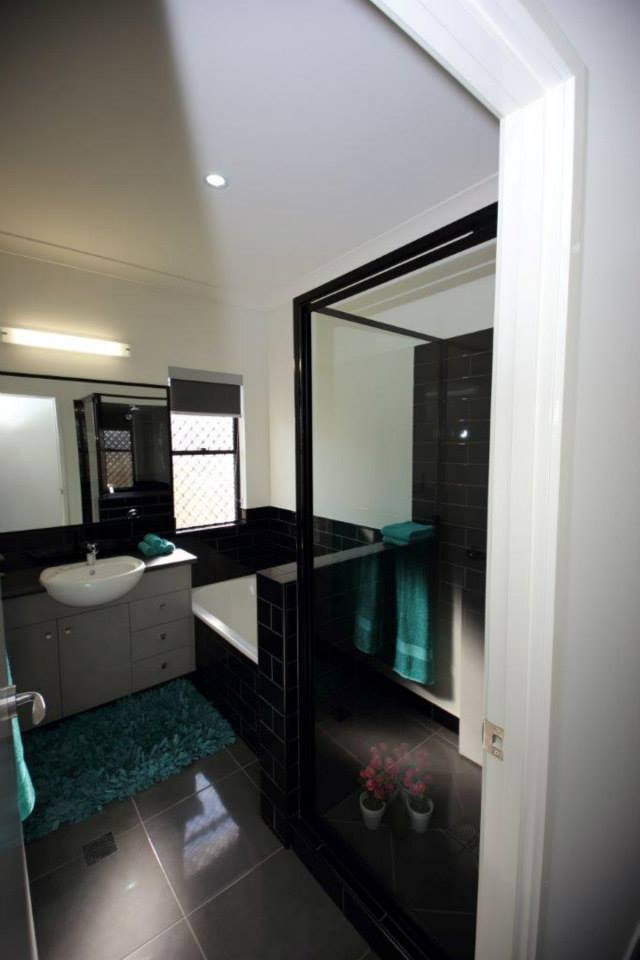 Black Shower Screens Mackay