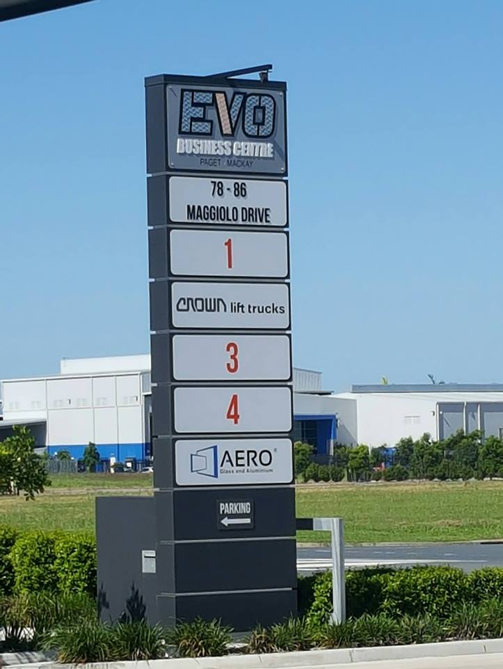 Evo Business Centre Mackay