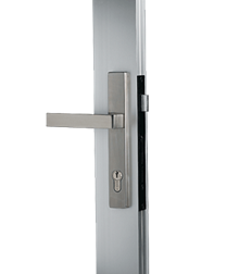 hinged door lock