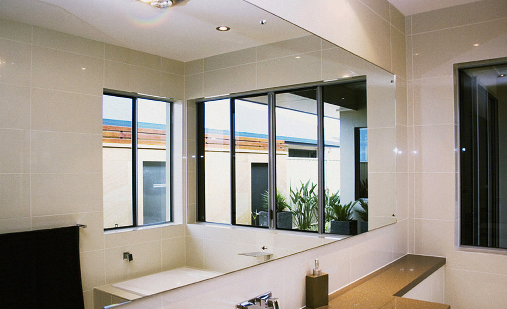 mackay mirror frameless