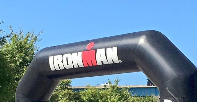 Cheers to all Ironman competitors, supporters and volunteers! #ironman #cha #challenge