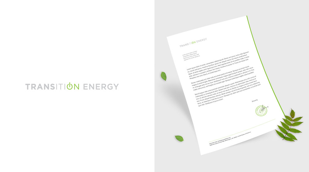 Transition Energy    Environment   + View Project on Behance