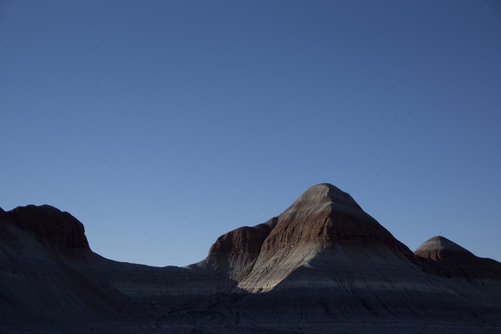 The Teepees, Petrified Forest National Park.