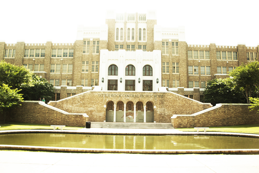 Little Rock Central High School, Little Rock, Arkansas