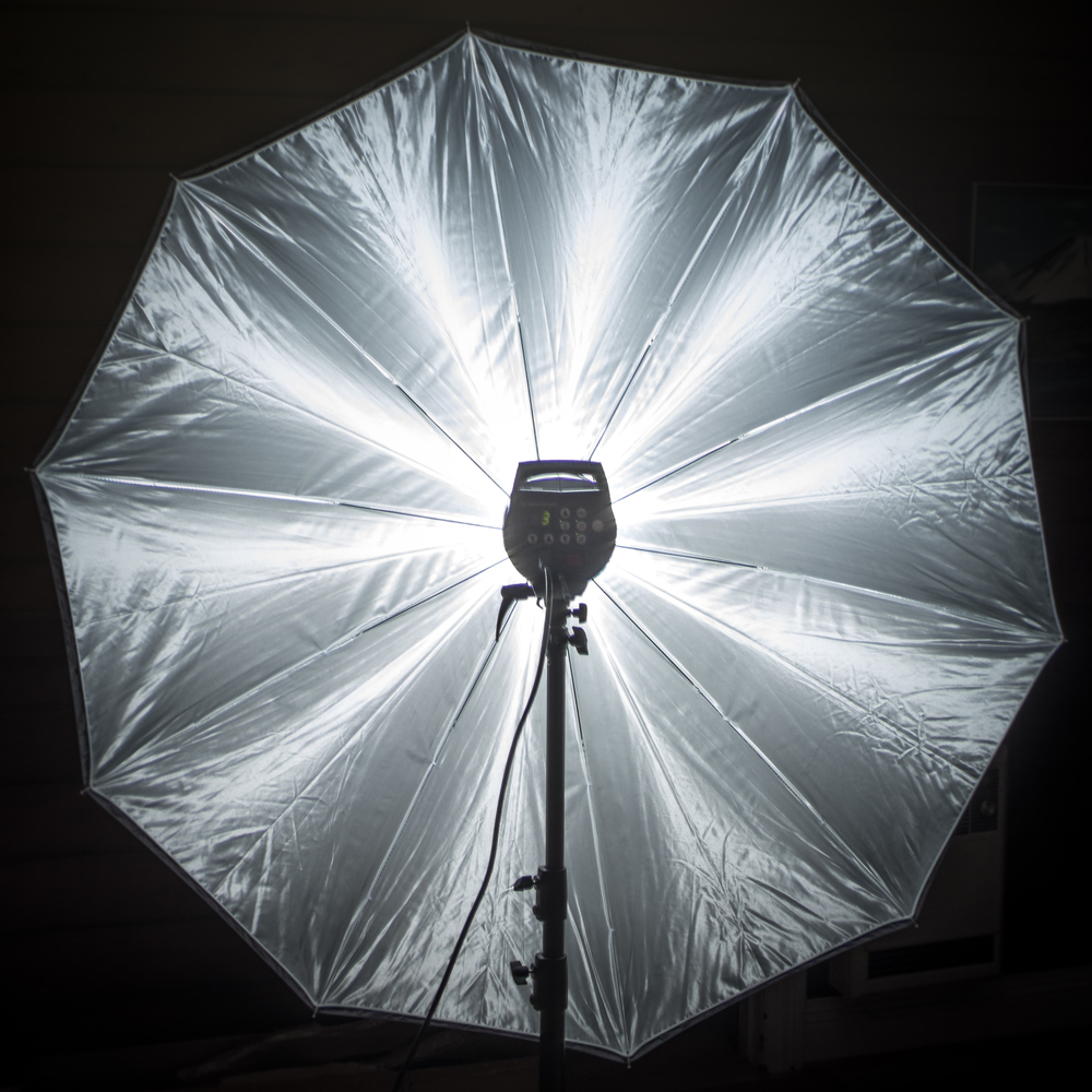 The Softlighter can be used with or without diffuser, depending on the look you want.