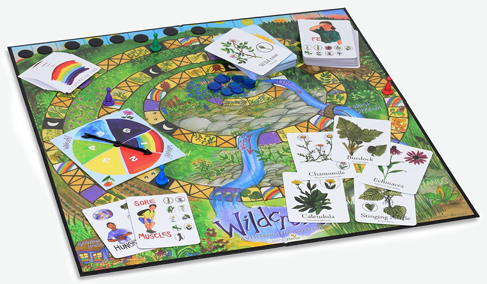 WILDCRAFT! HERBAL ADVENTURE GAME AMAZON, $29.99
