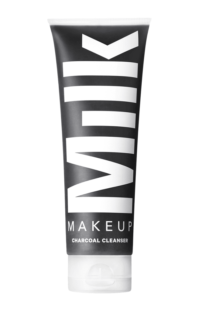 CHARCOAL CLEANSER MILK MAKEUP, $28  I first tried Milk Makeup as a sample and loved it. Their mascara is one of only handful of mascaras that I can wear without having an allergic reaction. Then I saw an interview with one of the co-founders on  Mother Magazine  and I was pretty much sold. I love just going to their website and looking at the design...and the how-to videos...