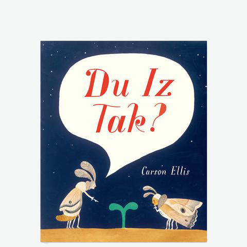 DU IZ TAK? POWELL'S BOOKS, $16.99