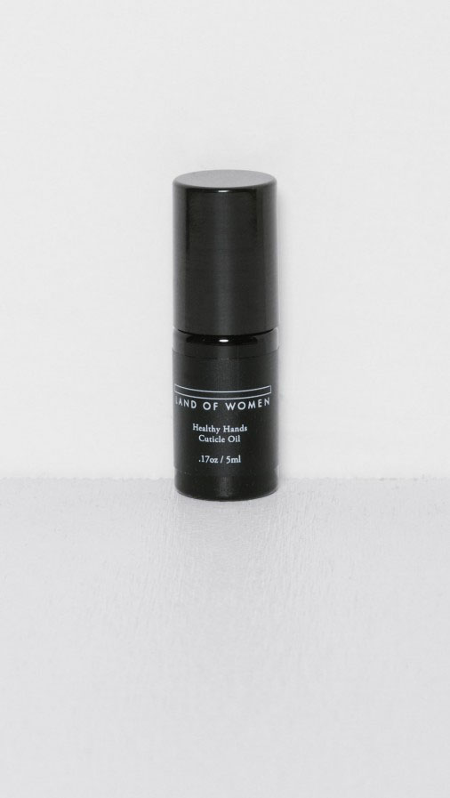 HEALTHY HANDS CUTICLE OIL—LAND OF WOMEN   THE DRESLYN, $34