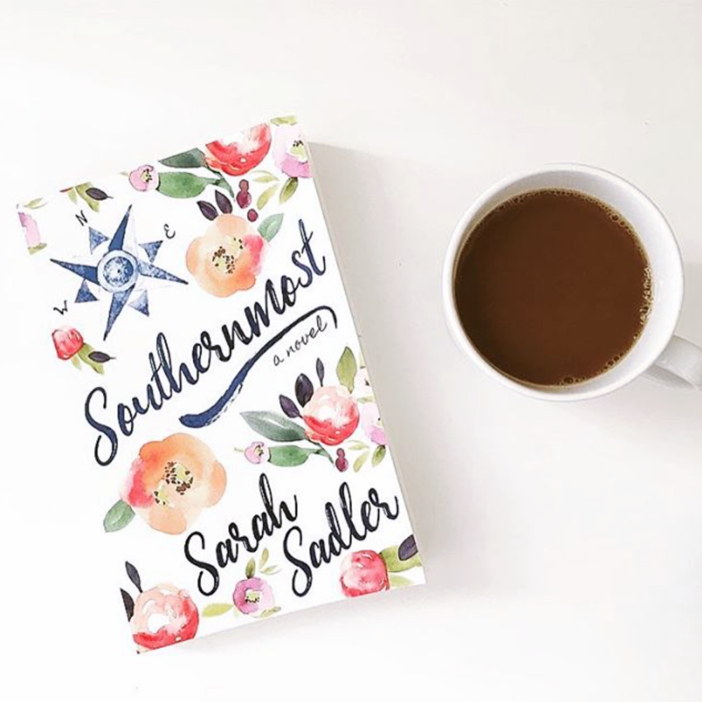 Book Cover || Southernmost by Sarah Sadler