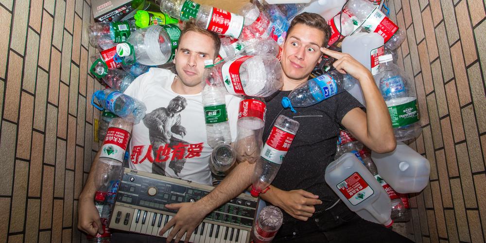 David&Paul, DJs