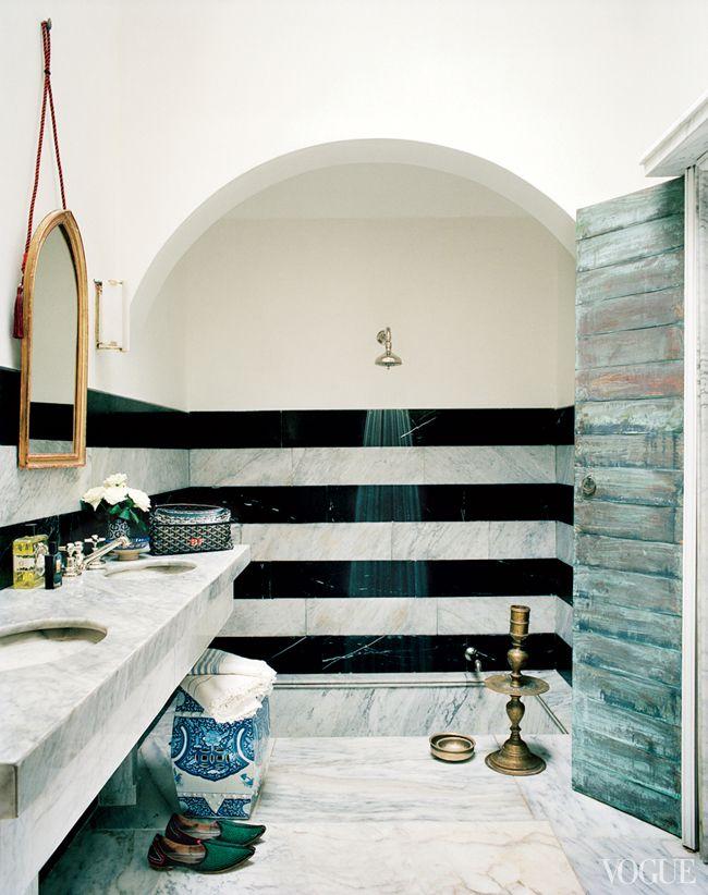 Så fint badrum!