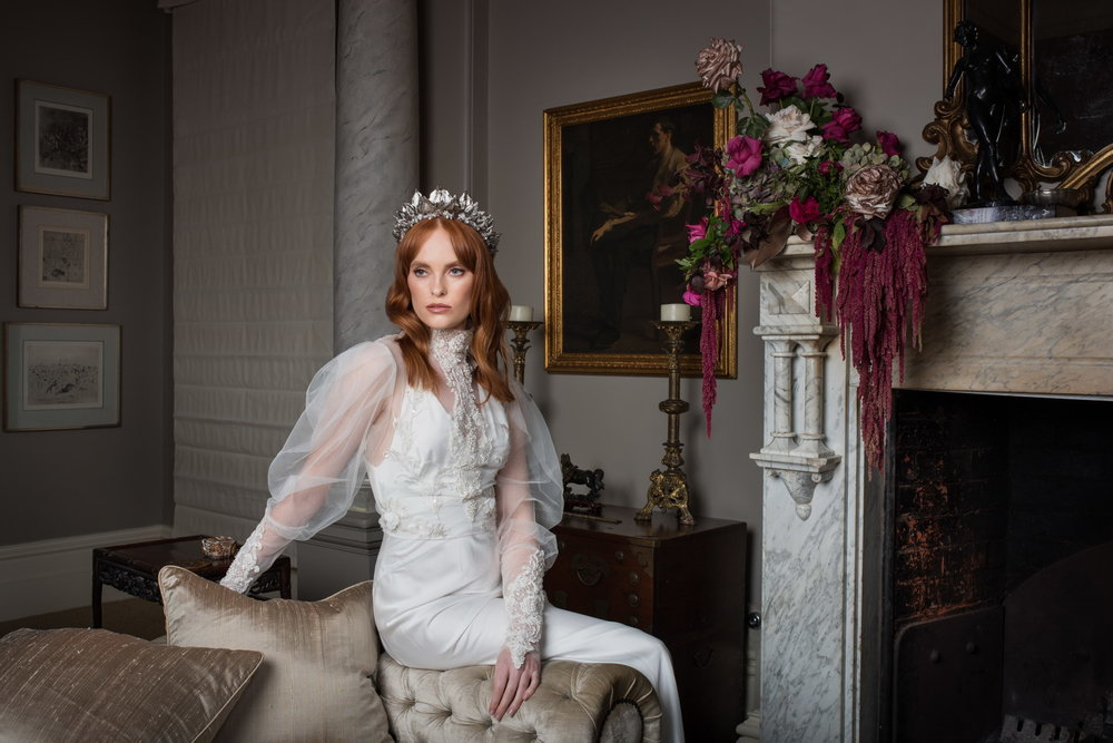 IMMORTAL RENAISSANCE - The new collection from Viktoria Novak - Shoot @ Hopewood House