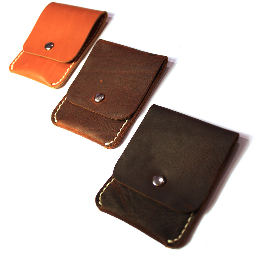 Flap card wallet