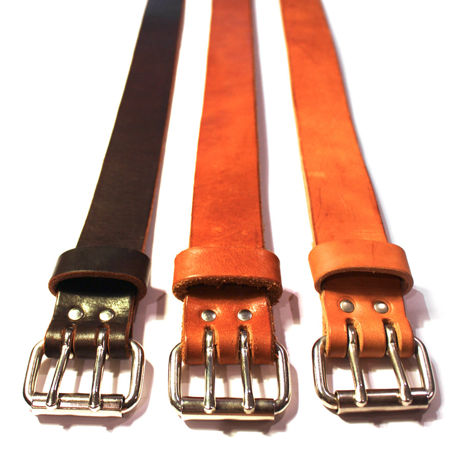 Belt - Double buckle