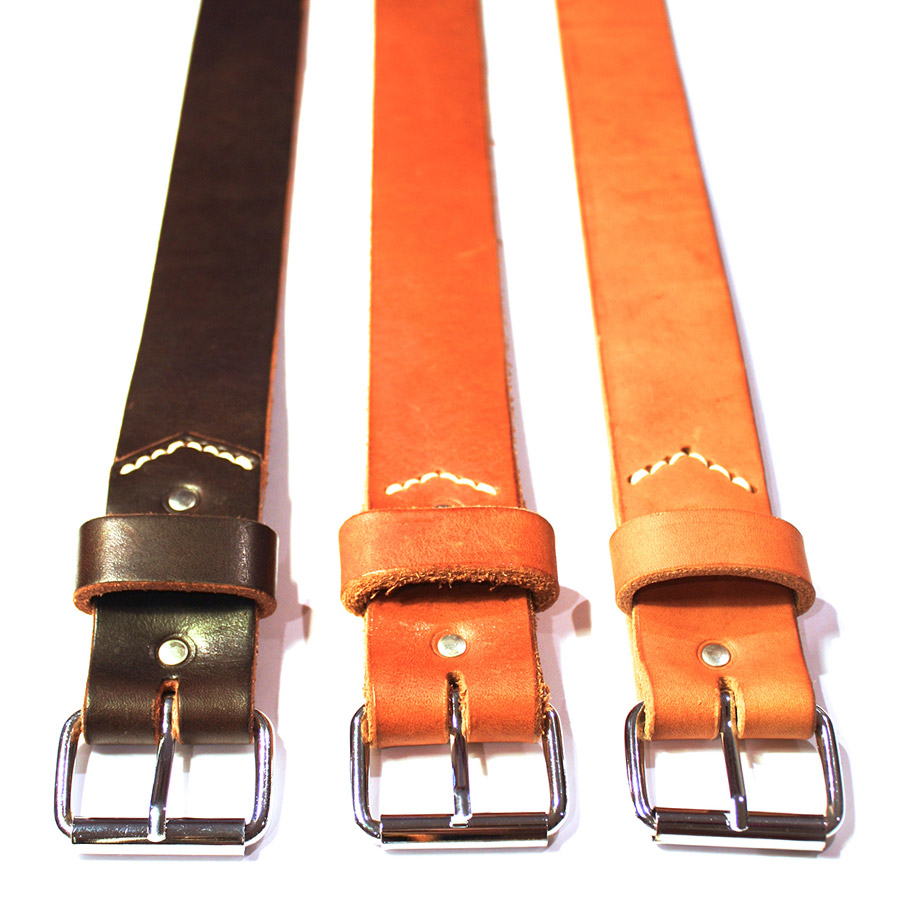 Belt - single buckle