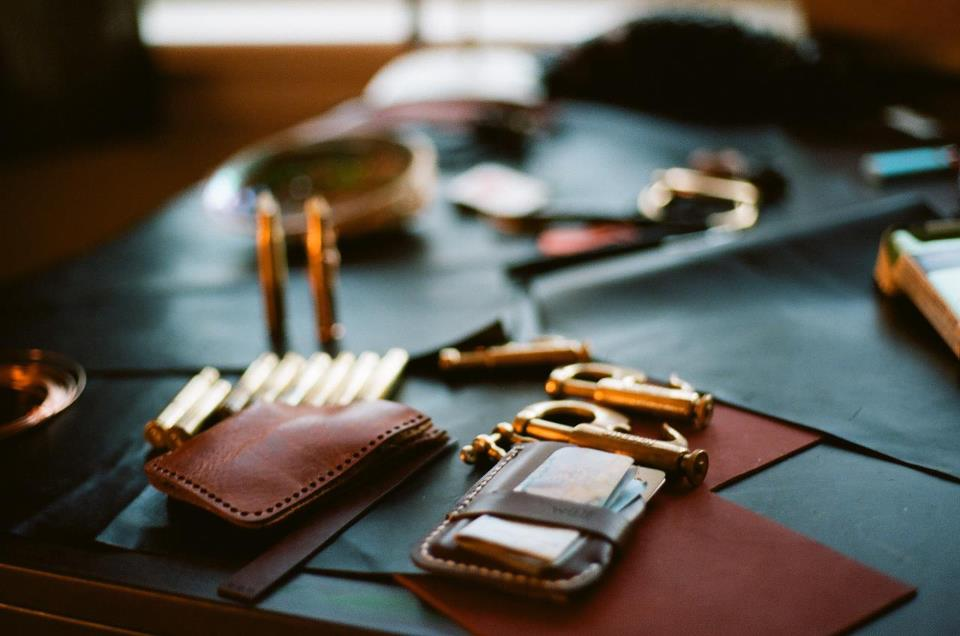 Wülf leather goods