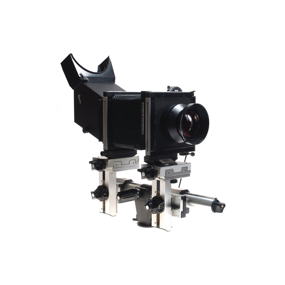 Sinar Large Format Analogue Camera & Lenses