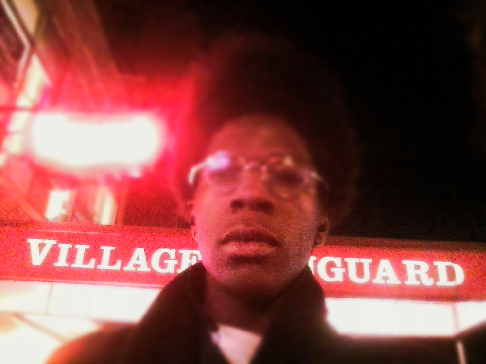 First time at the historic Village Vanguard in the East Village New York, NY