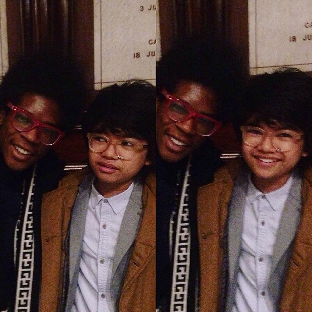 Meeting piano prodigy Joey Alexander