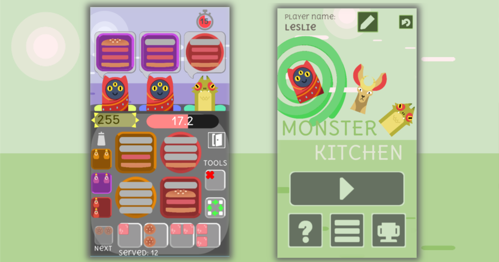 Monster Kitchen