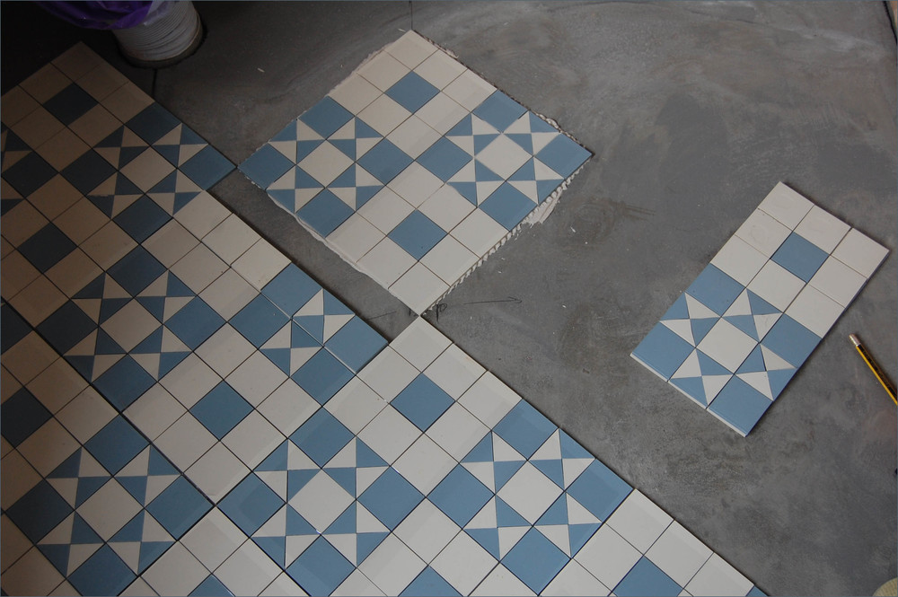 Laying Victorian Floor Tiles Images - modern flooring pattern texture